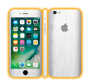 iPhone 6s Plus - Brushed Metal Skins / Wraps