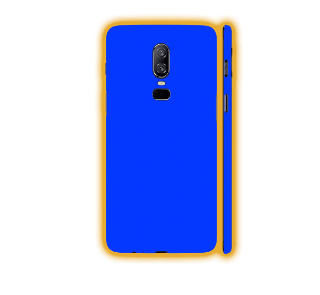 Oneplus 6  - Prismatic Colours Skins / Wraps