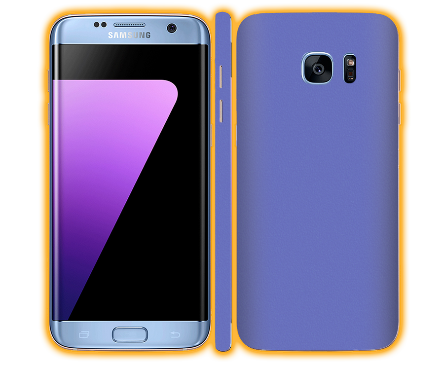 Samsung Galaxy S7 Edge - Prismatic Colours Skins / Wraps
