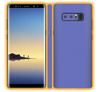 Samsung Galaxy Note 8 - Prismatic Colours Skins / Wraps