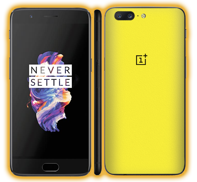 OnePlus 5 - Prismatic Colours Skins / Wraps