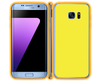 Galaxy S7 Edge - Prismatic Colours Skins / Wraps