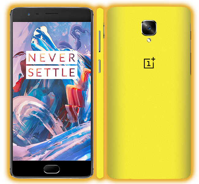 OnePlus 3T - Prismatic Colours Skins / Wraps
