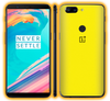 OnePlus 5T - Prismatic Colours Skins / Wraps