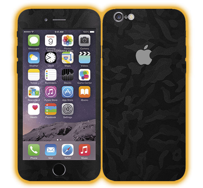 iPhone 6s - Camouflage Skins / Wraps