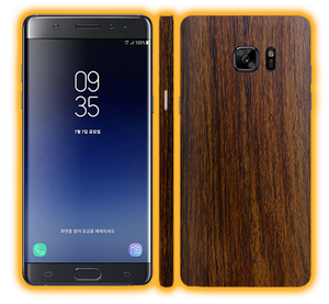 Samsung Galaxy Note FE - Wood Skins / Wraps
