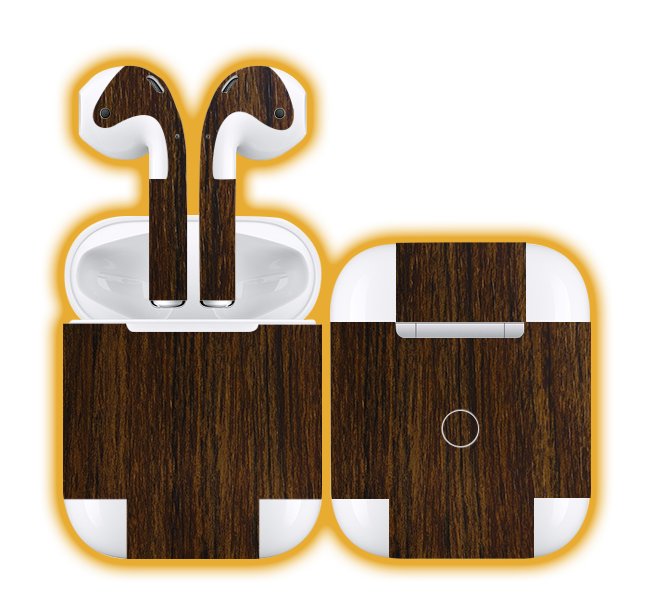 Airpods - Wood Skins / Wraps