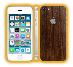 iPhone 5 -  Wood Skins / Wraps
