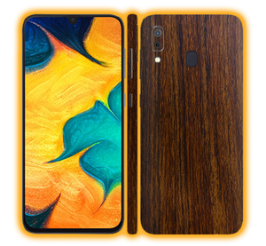 Galaxy A30 - Wood Skins / Wraps