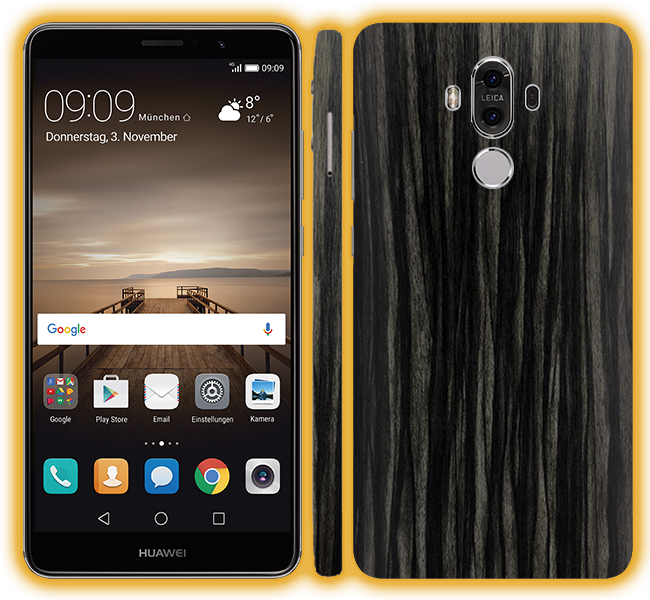 Huawei Mate 9 - Wood Skins / Wraps