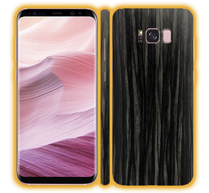 Samsung Galaxy S8 Plus - Wood Skins / Wraps