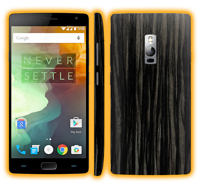 OnePlus 2 - Wood Skins / Wraps