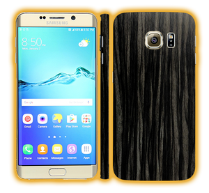 Galaxy S6 Edge - Wood Skins / Wraps