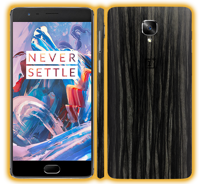 OnePlus 3 - Wood Skins / Wraps