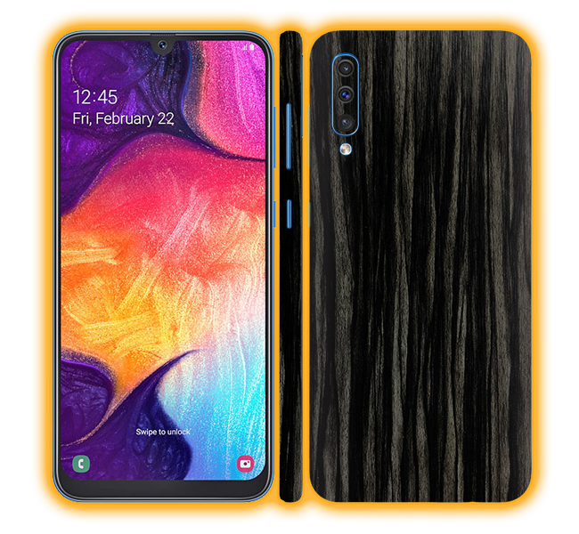 Galaxy A50 - Wood Skins / Wraps