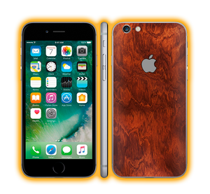 iPhone 6s - Wood Skins / Wraps