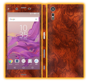 Sony Xperia XZS - Wood Skins / Wraps