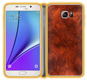 Samsung Galaxy Note 5 - Wood Skins / Wraps