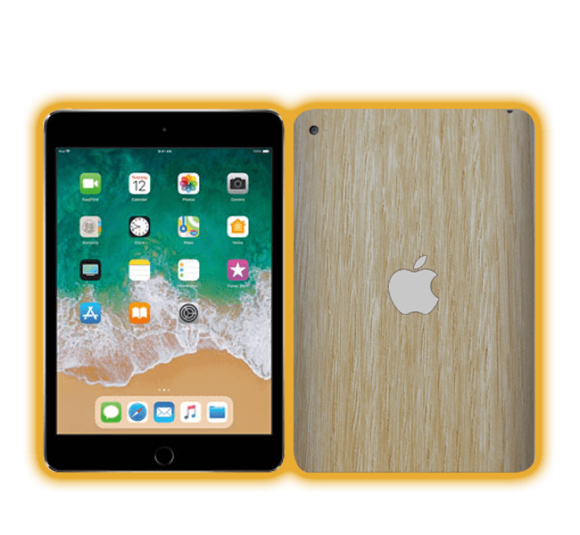 Ipad Mini 4 - Wood Skins / Wraps