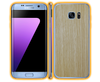 Samsung Galaxy S7 Edge - Wood Skins / Wraps