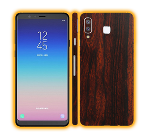 Galaxy A8 Star - Wood Skins / Wraps