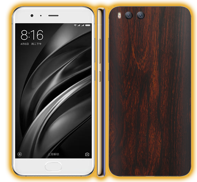 Mi Note 3 - Wood Skins / Wraps
