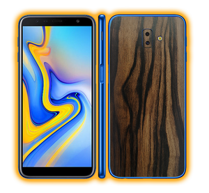 Galaxy J6 Plus - Wood Skins / Wraps