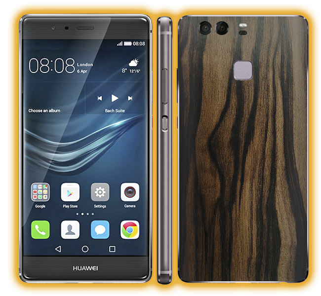 Huawei P9 Plus - Wood Skins / Wraps