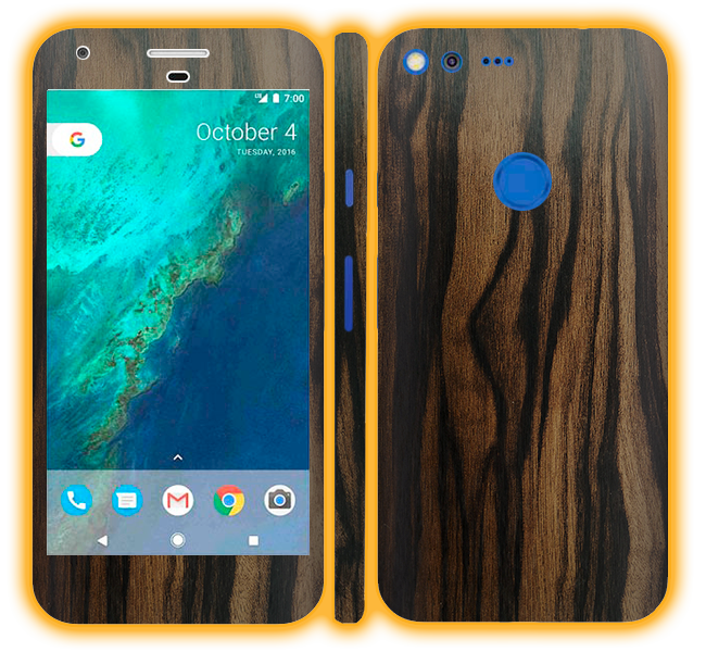 Pixel - Wood Skins / Wraps