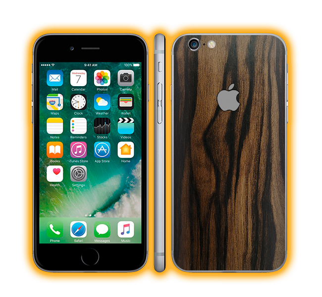 iPhone 6s Plus - Wood Skins / Wraps