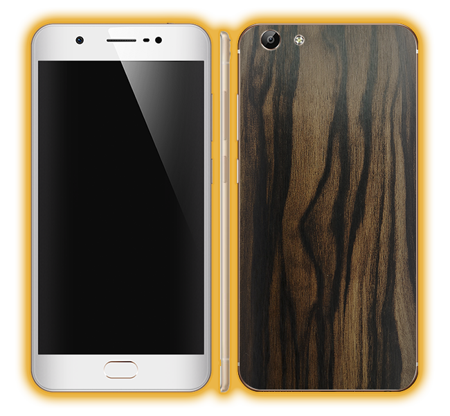 Vivo V5 - Wood Skins / Wraps