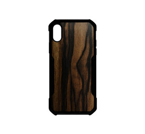 iPhone X - Wood Skase