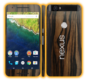 Nexus 6p - Wood Skins / Wraps