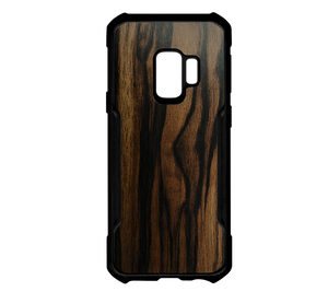 Samsung Galaxy S9 - Wood Skase
