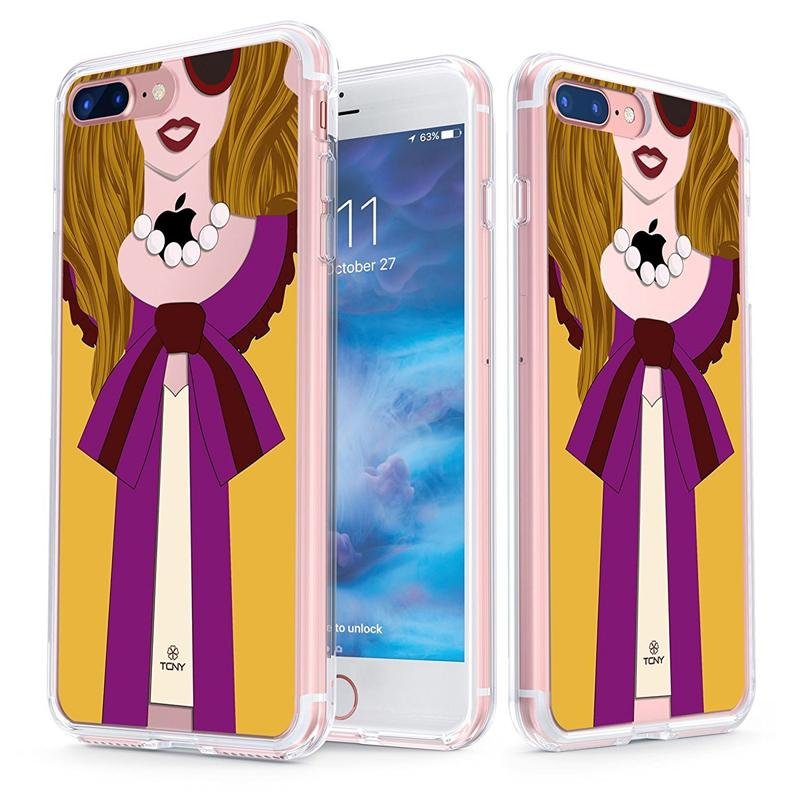 iPhone 7 Plus Susan - Women s Outfit in Rococo Style Case  6ce39f314