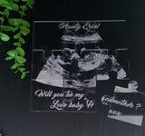 personalised gift, baby announcement, grandparents gift, Personalised puzzle, jigsaw puzzle, acrylic puzzle, baby announcement puzzle, flower girl puzzle, perth laser engraving, laser cutting perth, perth laser cutting, perth laser cut, mother's day gift, photo puzzle, laser engraved photo, mother's day gift idea, perth laser cutting, father's day gift