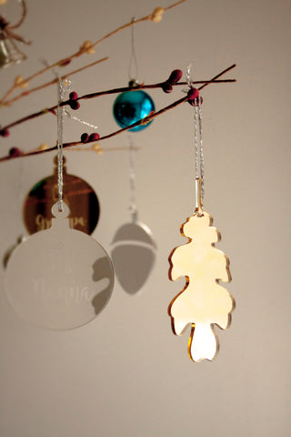 Christmas tree decoration - Craft Me Pretty (CMP Lasercraft - Perth Laser cutting)