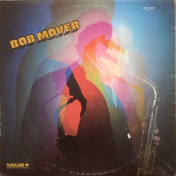 Bob Mover Self Titled LP Vanguard Jazz 1978 VSD-79408