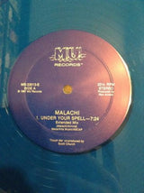 "Malachi Under Your Spell / Touch Me The Doors Remix 12"" Single 33 Rpm Vinyl 1987"