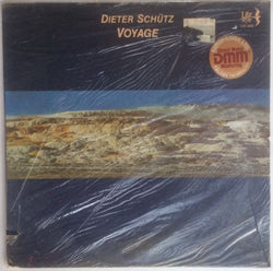 Dieter Schütz Voyage LP Sealed DMM Direct Metal Mastering Life Style LSR 6000