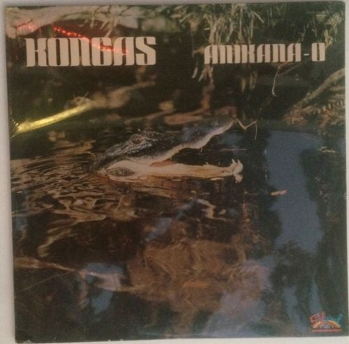 Kongas Anikana O LP Sealed Salsoul Disco Funk Soul 1978 SA 8512 Don Ray Cerrone