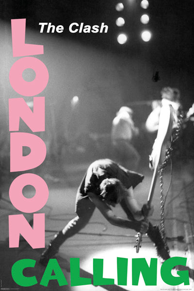 Clash - London Calling Poster 24