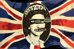 Sex Pistols - God Save the Queen Poster