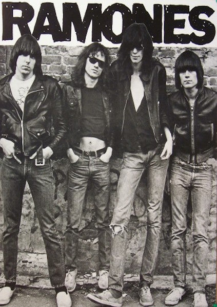 Ramones, The - Self Titled Poster