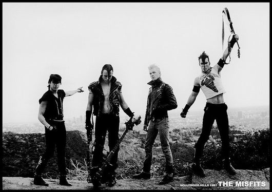 Misfits - Hollywood Hills 1981 Poster 33