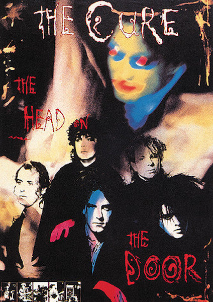 Cure, The - Head on the Door Poster