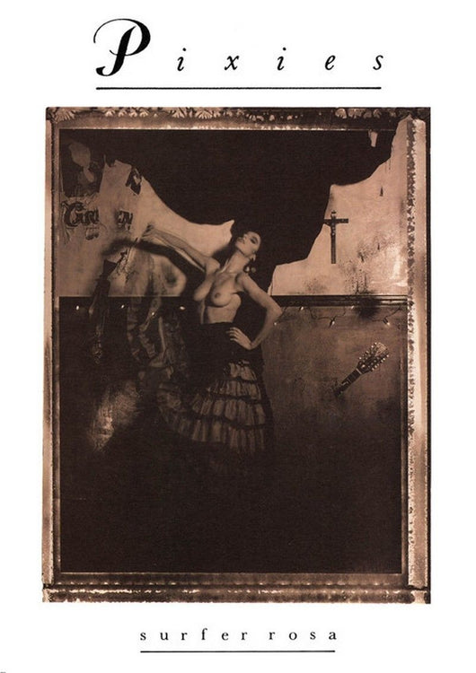Pixies - Surfer Rosa Poster 24