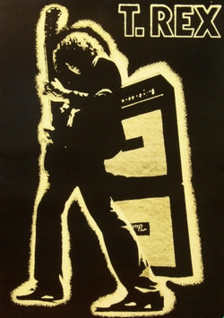 T Rex - Electric Warrior Poster