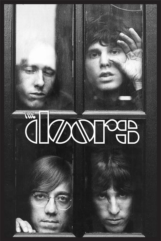 Doors, The - Window Poster