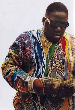Notorious BIG - Cosby Sweater Poster 24